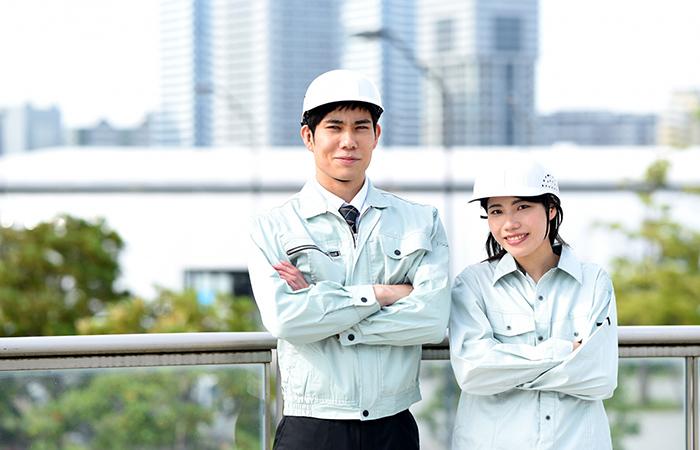 建設業の職種にはどのようなものがあるか