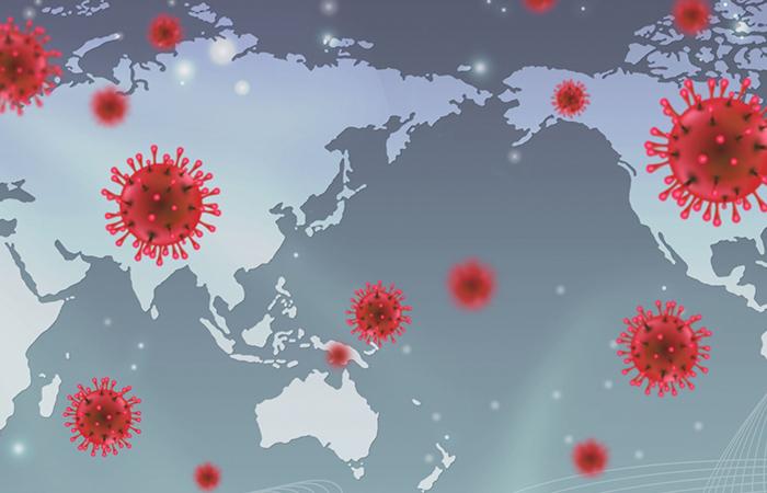 海外での感染症流行など、国内以外の注意すべき要因は?