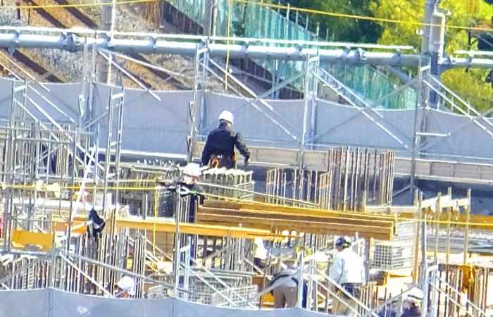 建設業界の人手不足の現状