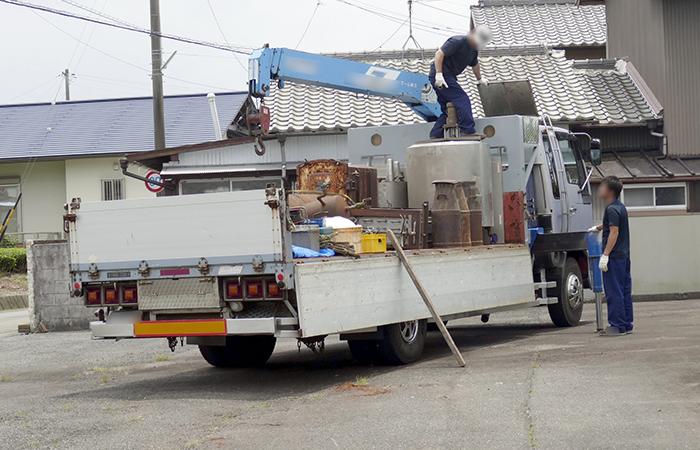 産業廃棄物運搬収集業でできること