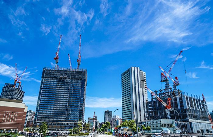 建設業界の現状と今後建設業界の特徴と市場動向