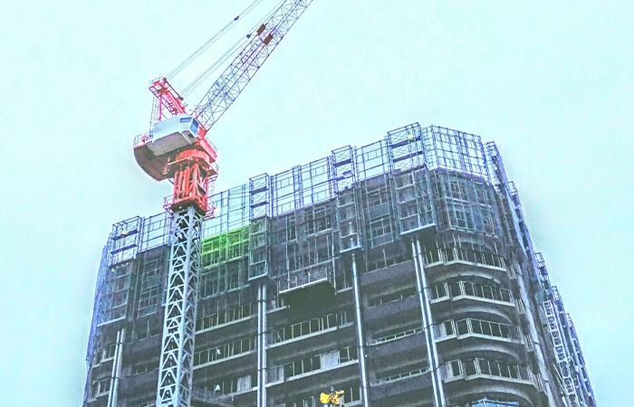 建設業全体の平均年収のトレンド