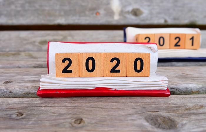 2020年の状況
